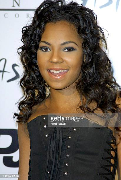 Ashanti during Party for Ashanti at In and Out Club London at In and Out Club in London United Kingdom