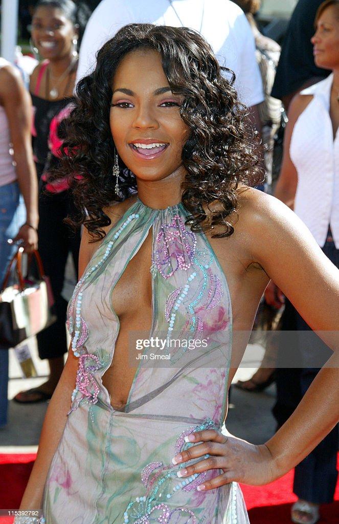 Ashanti during The 8th Annual Soul Train 'Lady Of Soul' Awards - Arrivals at Pasadena Civic Auditorium in Pasadena, California, United States.