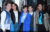 Celebrity Sightings in New York City - February 19, 2018