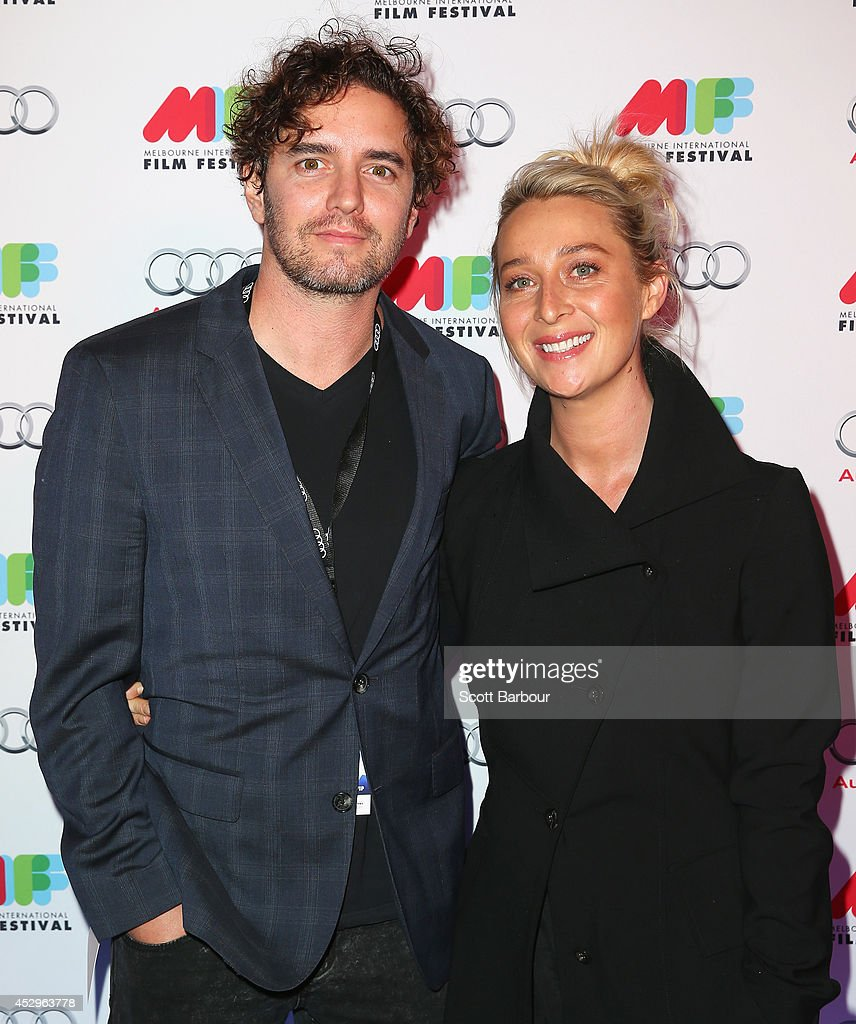 <a gi-track='captionPersonalityLinkClicked' href=/galleries/search?phrase=Asher+Keddie&family=editorial&specificpeople=738764 ng-click='$event.stopPropagation()'>Asher Keddie</a> and Vincent Fantauzzo attend the opening night of the 63rd Melbourne International Film Festival at Hamer Hall on July 31, 2014 in Melbourne, Australia.