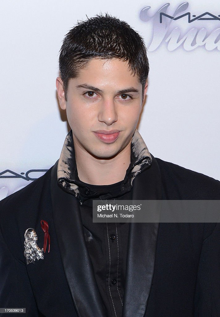 Asher Levine attends the 4th Annual amfAR Inspiration Gala New York at The Plaza Hotel on June 13, 2013 in New York City.