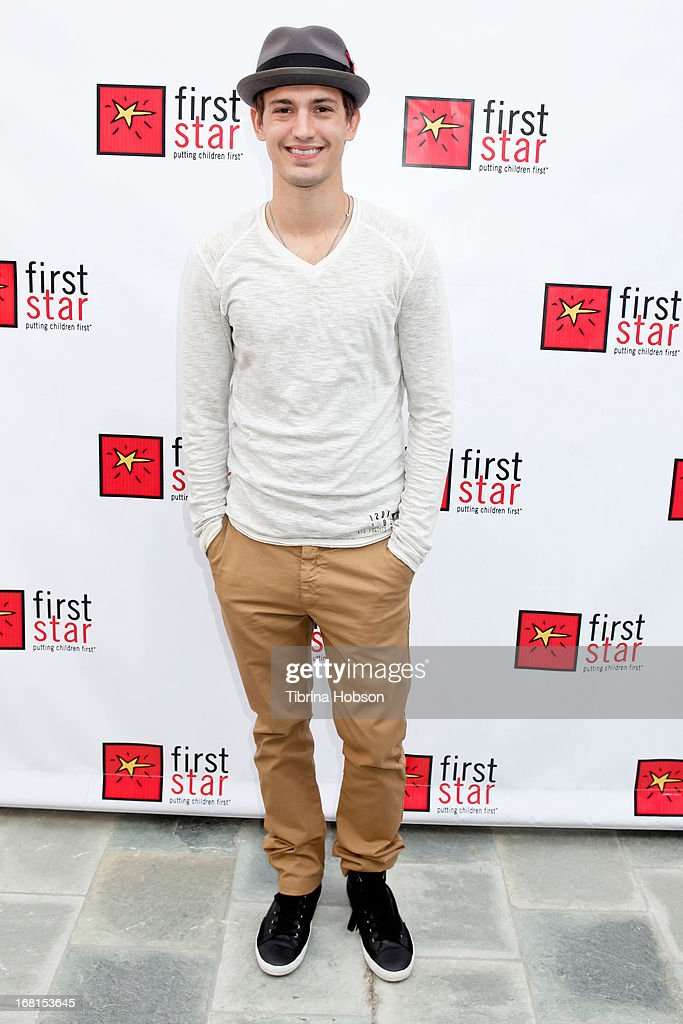 Asher Monroe attends the 9th annual First Star Celebration of children's rights at Skirball Cultural Center on May 5, 2013 in Los Angeles, California.