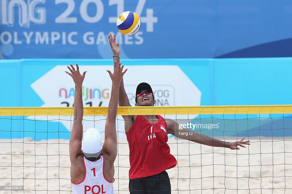 Youth Olympic Games Beach Volleyball