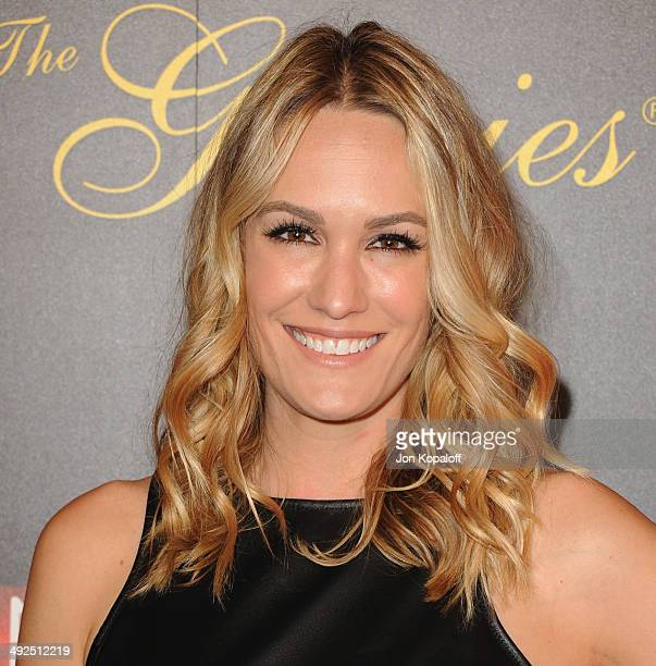 Ashlan Gorse arrives at the 39th Annual Gracie Awards at The Beverly Hilton Hotel on May 20 2014 in Beverly Hills California