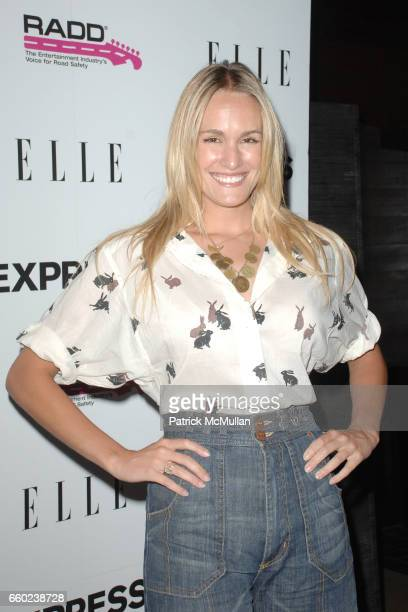 Ashlan Gorse attends EXPRESS AND RADD CELEBRATES TXT L8TR CAMPAIGN HOSTED BY CIARA AND JOE ZEE at Nobu on July 29 2009 in West Hollywood California