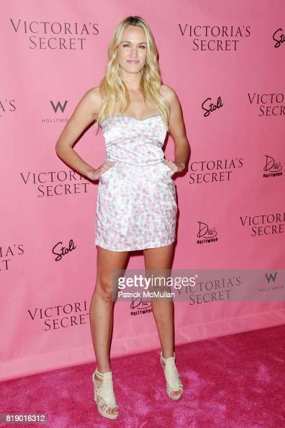 Ashlan Gorse attends VICTORIA'S SECRET SUPERMODELS CELEBRATE THE REVEAL OF THE 2010 WHAT IS SEXY LIST BOMBSHELL EDITION at Drai's on May 11 2010 in...