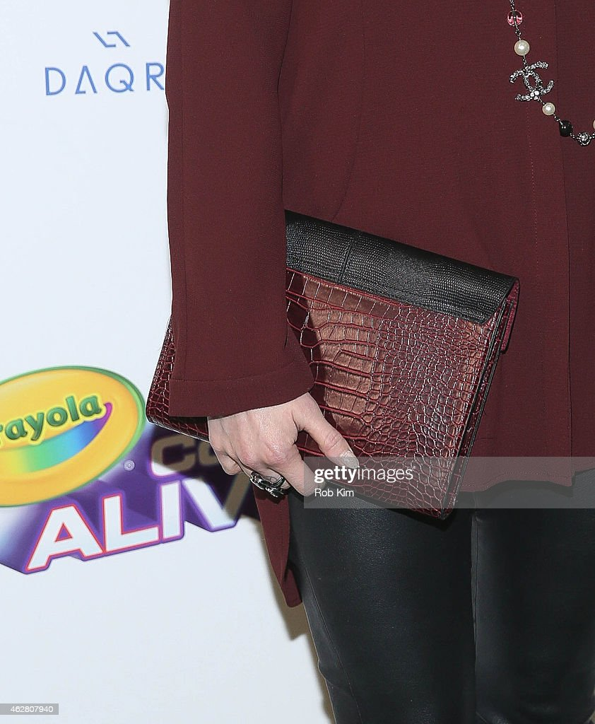 ashlee simpson ross attends color alive launch event at open house picture id462807940