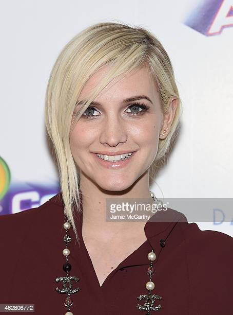 Ashlee Simpson Ross attends 'Color Alive' Launch Event Hosted By Ashlee Simpson Ross at Open House Gallery on February 5 2015 in New York City