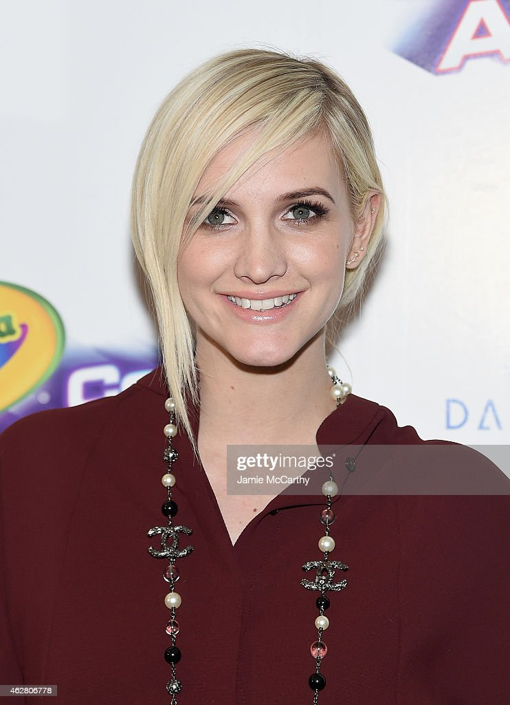 Ashlee Simpson Ross attends 'Color Alive' Launch Event Hosted By ... Ashlee Simpson
