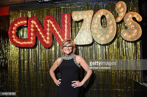 Ashleigh Banfield attends the CNN The Seventies Launch Party at Marquee on June 9 2015 in New York City 25520_092JPG