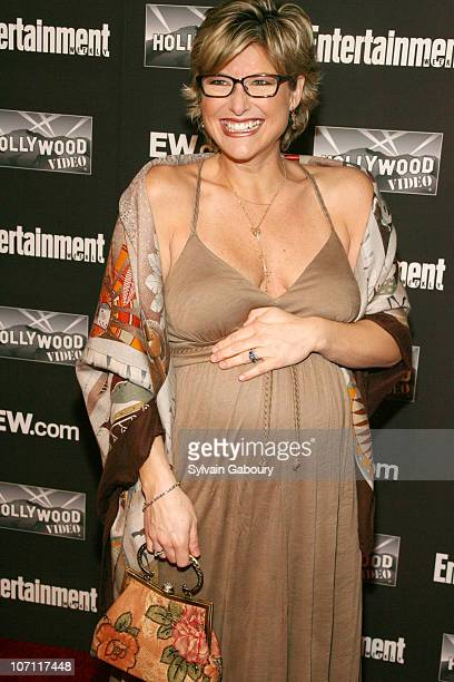 Ashleigh Banfield during Entertainment Weekly's New York 2007 Oscar Viewing Party at Elaine's at 1703 Second Avenue and 88th Street in New York City...