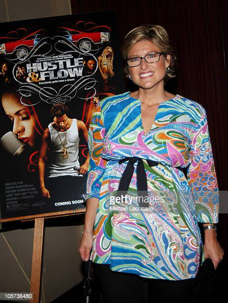 Ashleigh Banfield during 'Hustle Flow' Private New York City Screening at MGM Screening Room in New York City New York United States