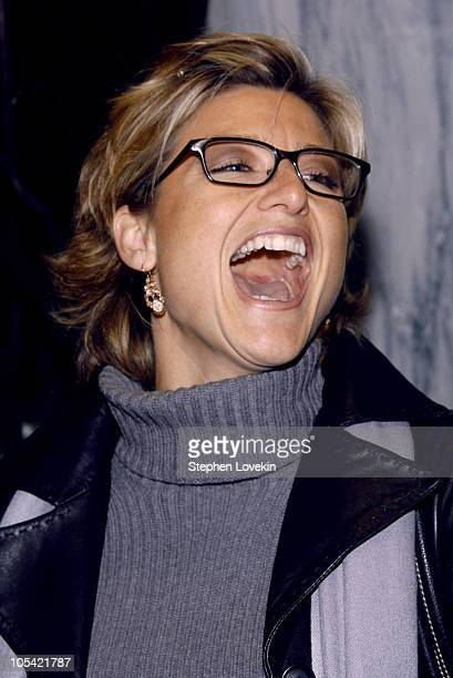 Ashleigh Banfield during 'In My Country' New York City Premiere Inside Arrivals at Beekman Theatre in New York City New York United States