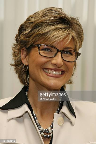 Ashleigh Banfield during Modern Bride's 25 Trendsetters of 2006 Awards Dinner at Ritz Carlton Battery Park in Manhattan New York United States
