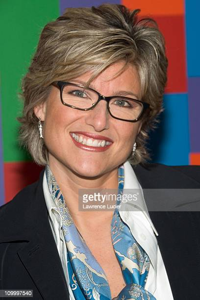 Ashleigh Banfield during Thank You For Smoking New York Premiere Inside Arrivals March 12 2006 at Museum of Modern Art in New York City NY United...