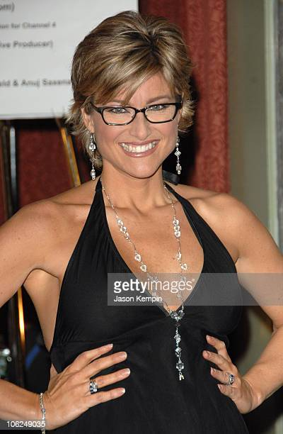 Ashleigh Banfield during The 34th International Emmy Awards Gala Press Room November 20 2006 at The New York Hilton in New York City New York United...