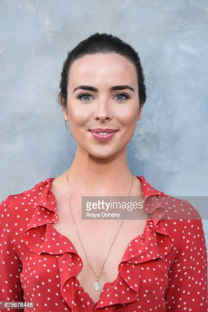 Ashleigh Brewer attends the Australians in Film hosts the premiere of Spike TV's 'I Am Heath Ledger' event on May 1 2017 in Los Angeles California
