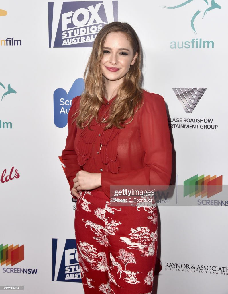 6th Annual Australians in Film Award & Benefit Dinner - Arrivals
