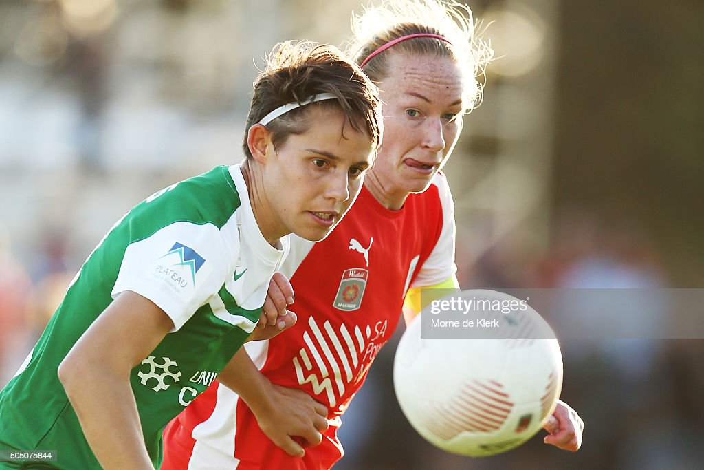 W-League Rd 14 - Adelaide v Canberra