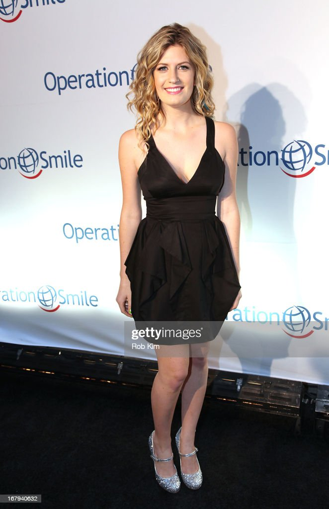 Ashley Allen attends Operation Smile 30th Anniversary Celebration at Cipriani 42nd Street on May 2, 2013 in New York City.