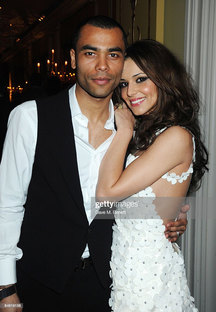 Ashley and Cheryl Cole attend the Universal Party following the Brit Awards 2009 at the Claridge's Hotel on February 18, 2009 in London, England.