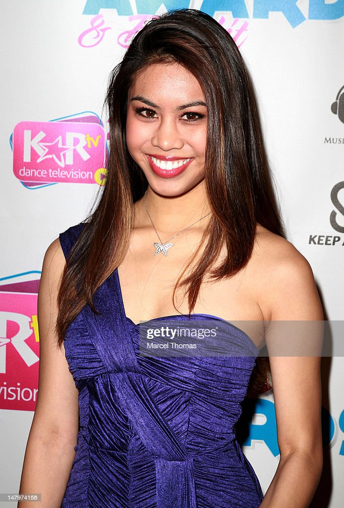 Ashley Argota attends the Kids Artistic Revue 'KAR ' TV Dance Awards at MGM Grand on July 6, 2012 in Las Vegas, Nevada.