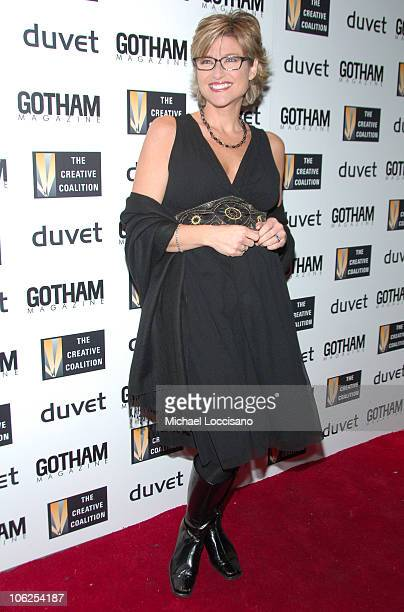 Ashley Banfield during The Creative Coalition Gala Hosted by Gotham Magazine December 18 2006 in New York City New York United States
