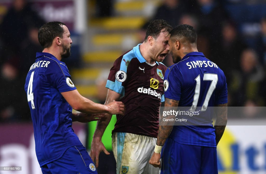 Burnley v Leicester City - Premier League