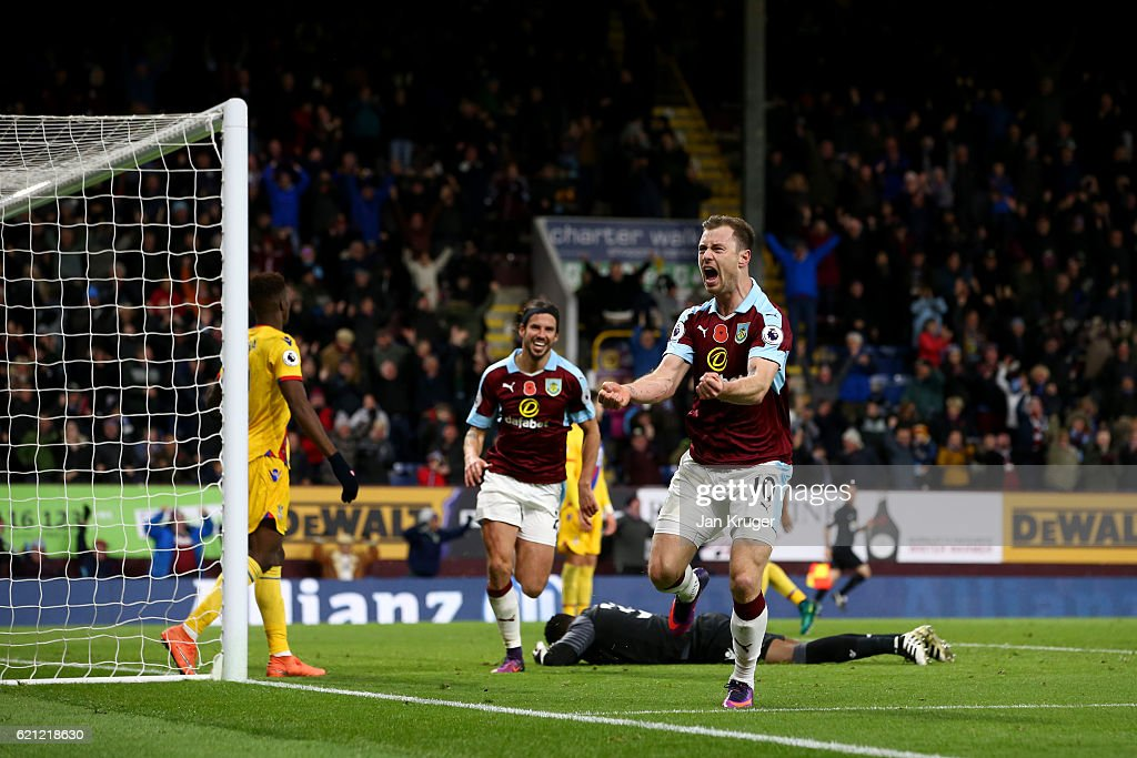 Burnley v Crystal Palace - Premier League
