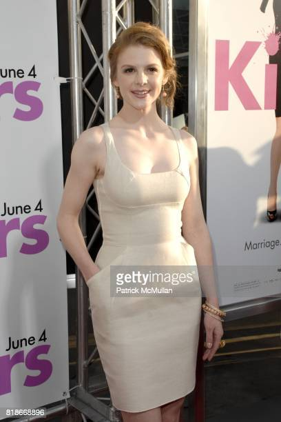 Ashley Bell attends 'Killers' Los Angeles Premiere at ArcLight Cinemas on June 1 2010 in Hollywood California