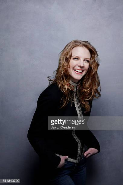 Ashley Bell from the film 'Carnage Park' poses for a portrait at the 2016 Sundance Film Festival on January 25 2016 in Park City Utah CREDIT MUST...