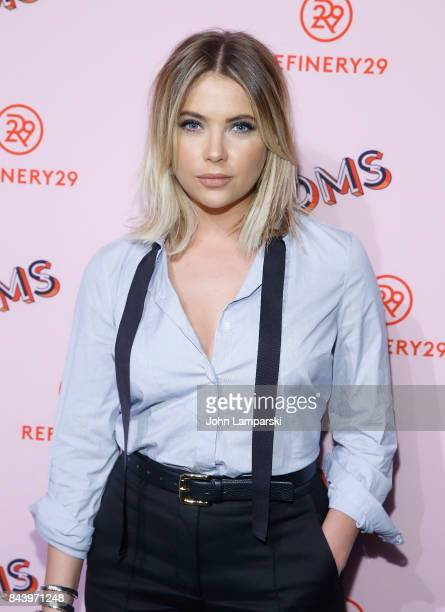 Ashley Benson attends 29Rooms opening night 2017 on September 7 2017 in New York City