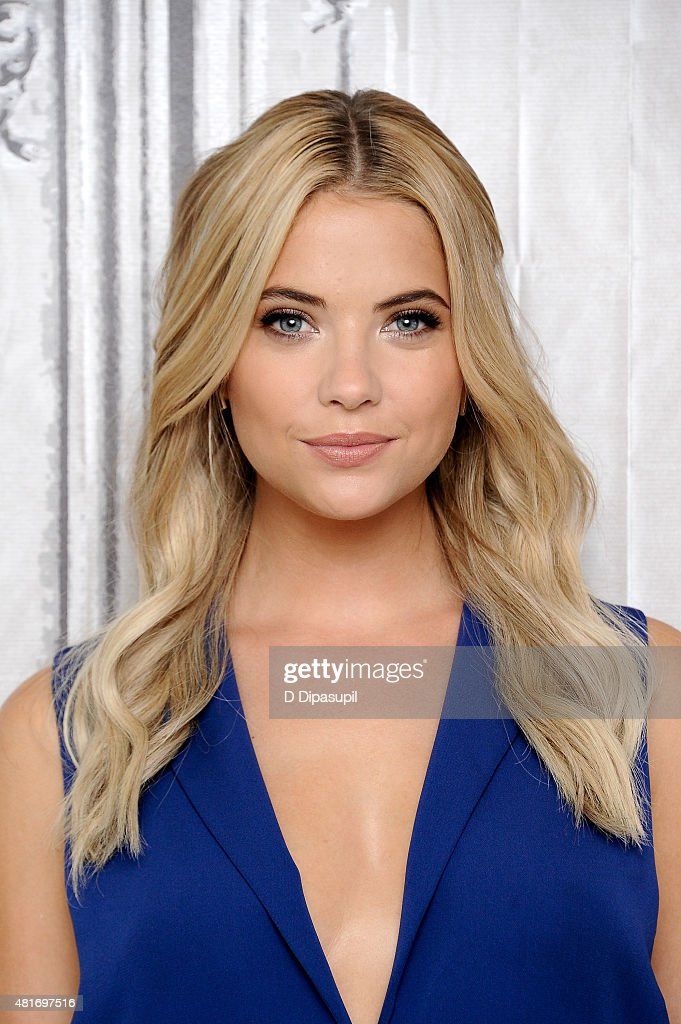 "AOL BUILD Speaker Series: Ashley Benson Discusses Her Film ""Pixels"""