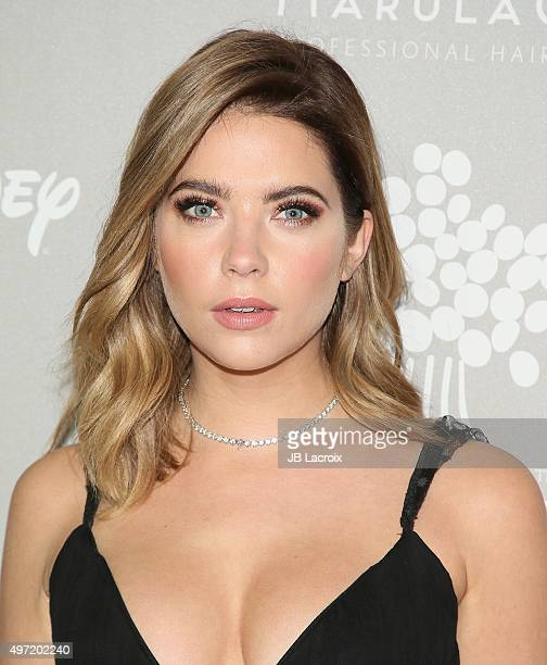 Ashley Benson attends the 2015 Baby2Baby Gala presented by MarulaOil Kayne Capital Advisors Foundation honoring Kerry Washington at 3LABS on November...