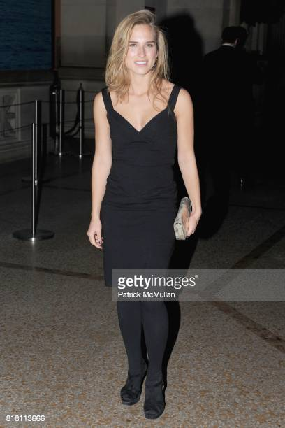 Ashley Bush attends Apollo Circle Benefit 2010 Sponsored by Carolina Herrera at The Metropolitan Museum of Art on November 18 2010 in New York City