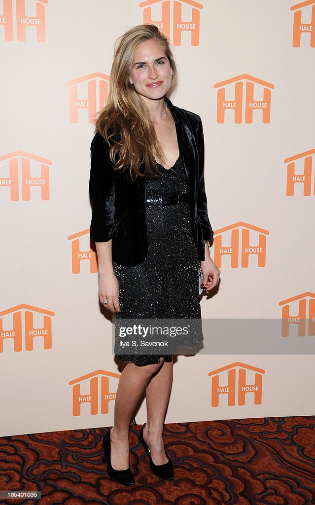 Ashley Bush attends The 2013 Hale House Spring Gala at Mandarin Oriental Hotel on April 3, 2013 in New York City.