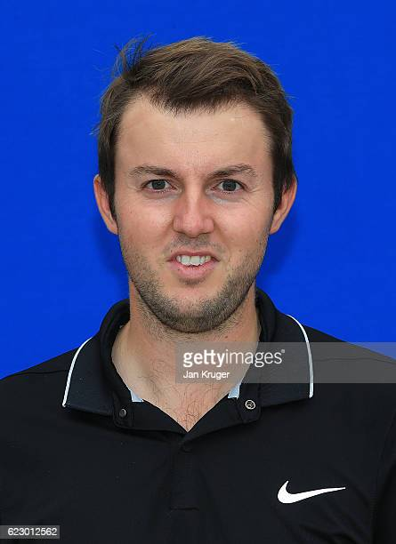 Ashley Chesters of England during the second round of the European Tour qualifying school final stage at PGA Catalunya Resort on November 13 2016 in...