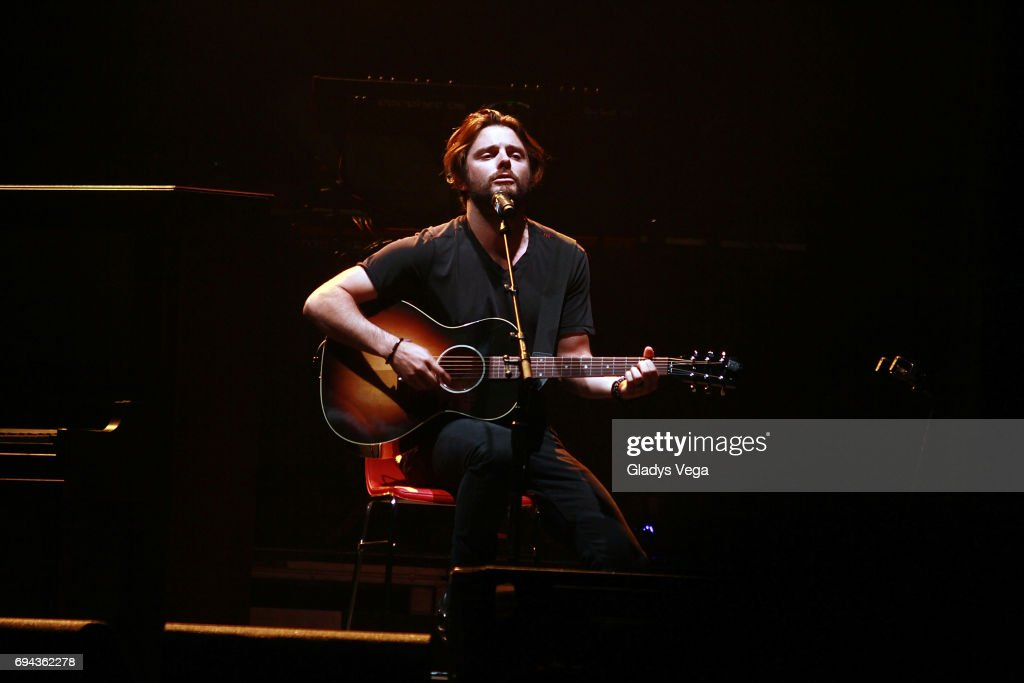 Ashley Clark performs as opening act of the One Republic Concert at Coliseo Jose Miguel Agrelot on June 9, 2017 in San Juan, Puerto Rico.
