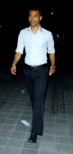 Ashley Cole during Professional Footballers Association Awards After Party April 22 2007 at London Aquarium in London Great Britain