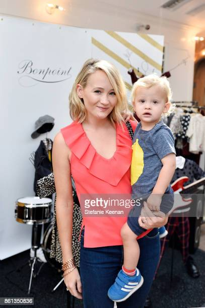 Ashley Fultz attends Bonpoint Baby2Baby Celebrate At Au Fudge With Estee Stanley Kelly Sawyer Patricof And Norah Weinstein at Au Fudge Los Angeles on...