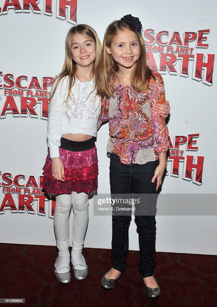 The Weinstein Company Hosts A Special Screening Of Escape From Planet Earth In New York