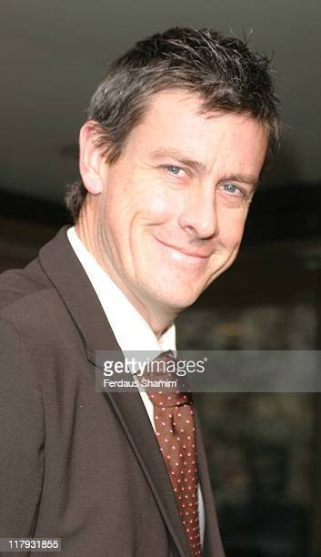Ashley Giles during Sporting Champions Christmas Lunch December 21 2005 at The Dorchester in London Great Britain