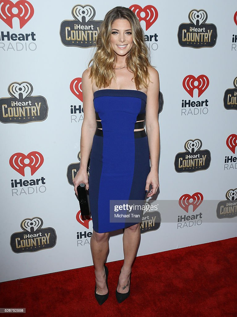 Ashley Greene arrives at the 2016 iHeartCountry Festival held at The Frank Erwin Center on April 30, 2016 in Austin, Texas.
