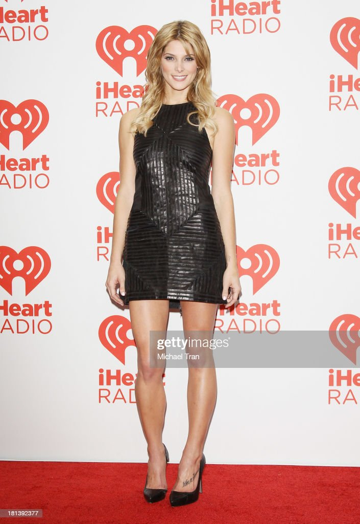 <a gi-track='captionPersonalityLinkClicked' href=/galleries/search?phrase=Ashley+Greene&family=editorial&specificpeople=781552 ng-click='$event.stopPropagation()'>Ashley Greene</a> arrives at the iHeartRadio Music Festival - press room held at MGM Grand Arena on September 20, 2013 in Las Vegas, Nevada.
