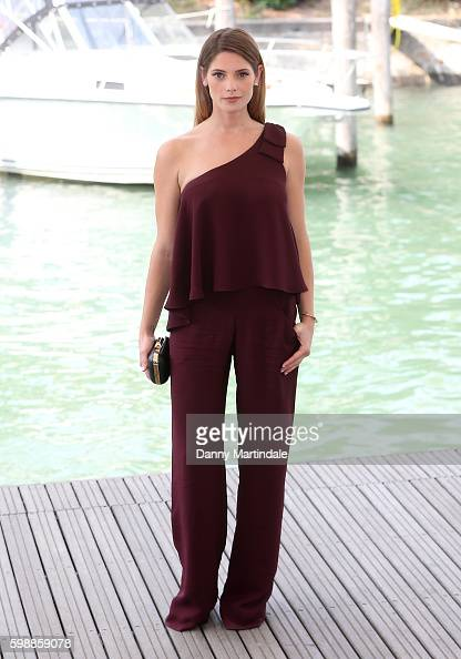 ashley-greene-arrives-on-the-lido-during-the-73rd-venice-film-on-3-picture-id598859078
