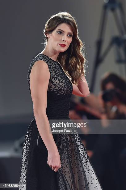 Ashley Greene attends 'Burying The Ex' Premiere during the 71st Venice Film Festival at Sala Grande on September 4 2014 in Venice Italy