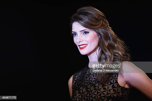 Ashley Greene attends 'Burying The Ex' Premiere on September 4 2014 in Venice Italy