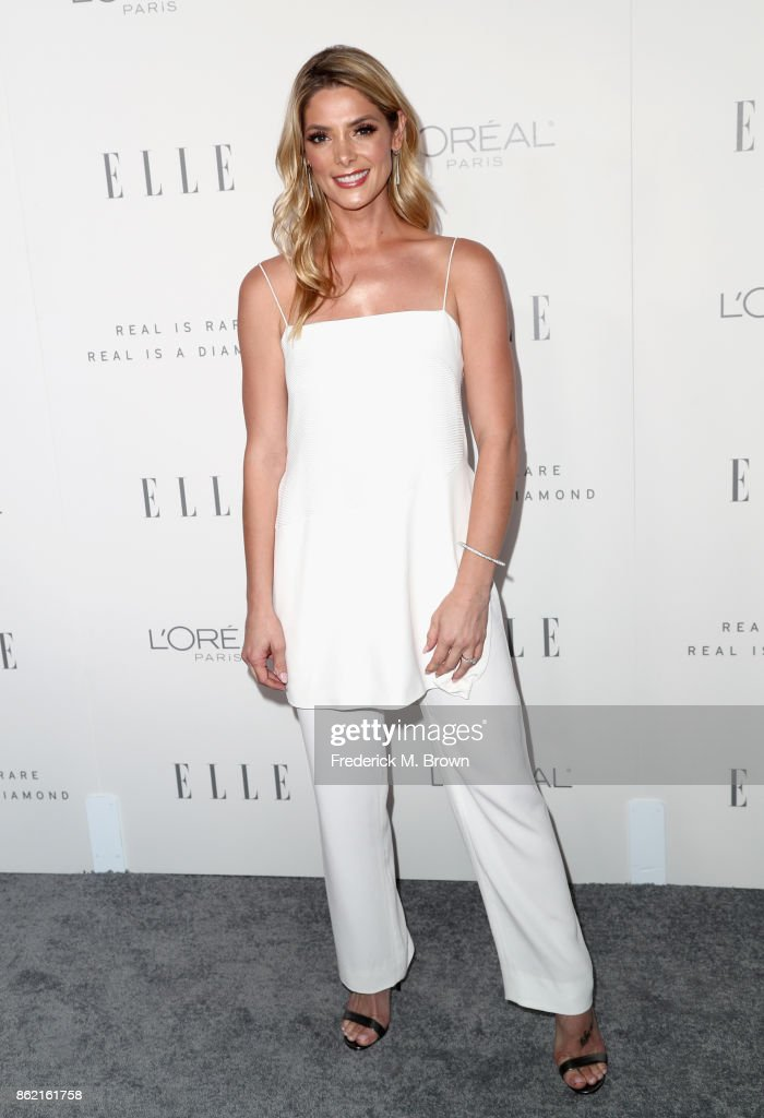 Ashley Greene attends ELLE's 24th Annual Women in Hollywood Celebration at Four Seasons Hotel Los Angeles at Beverly Hills on October 16, 2017 in Los Angeles, California.