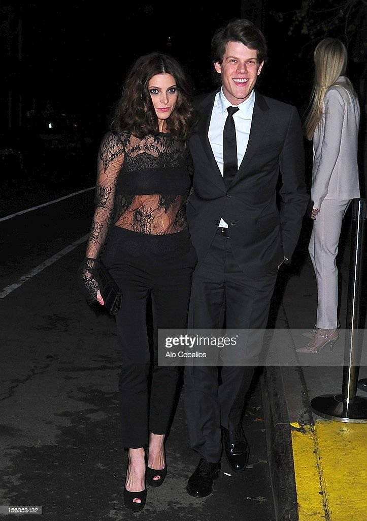 <a gi-track='captionPersonalityLinkClicked' href=/galleries/search?phrase=Ashley+Greene&family=editorial&specificpeople=781552 ng-click='$event.stopPropagation()'>Ashley Greene</a> attends the 9th annual CFDA/Vogue Fashion Fund Awards at Center 548 on November 13, 2012 in New York City.