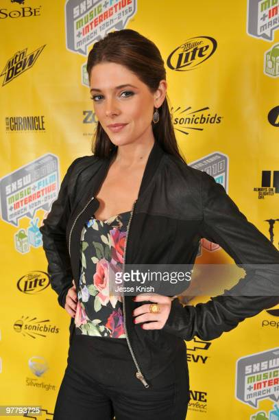 Ashley Greene attends the movie premiere of 'Skateland' during the 2010 SXSW Festival at Paramount Theater on March 16 2010 in Austin Texas